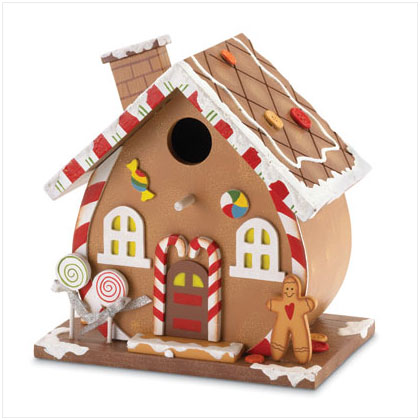 Grimes gingerbread house for Art et decoration pdf